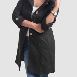 OLGYN Jackets & Coats - WOMEN'S OVERCOAT